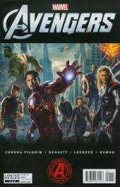 Avengers Adaptation (The) (2015) -1- The Avengers