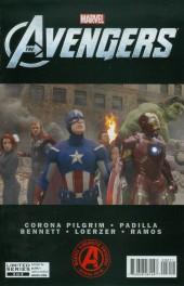 Avengers Adaptation (The) (2015) -2- The Avengers