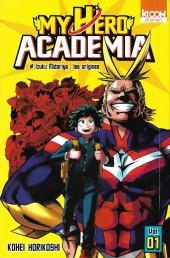 My Hero Academia -1HC- Izuku Midoriya : les origines