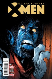 Extraordinary X-Men (2016) -7- Extraordinary X-Men #7