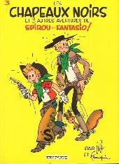 Spirou et Fantasio -3e81- Les Chapeaux noirs