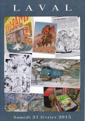 (Catalogues) Ventes aux enchères - Divers - Hiret & Nugues - samedi 21 février 2015 - Laval