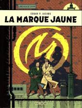 Blake et Mortimer (Les Aventures de) -6d2013a- La Marque Jaune