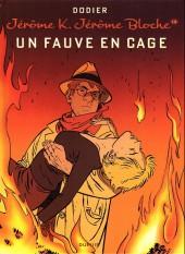 Jérôme K. Jérôme Bloche -14b2013- Un fauve en cage