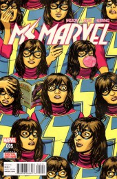 Ms. Marvel (2016) -5- Army Of One part 2 of 3
