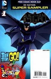 Free Comic Book Day 2013 - DC Nation Super Sampler
