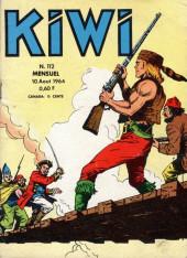 Kiwi -112- Le petit trappeur