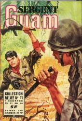 Sergent Guam -REC11- Collection reliée n°11 (du n°41 au n°44)