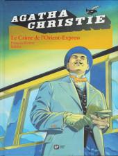 Agatha Christie (Emmanuel Proust Éditions) -4- Le Crime de L'Orient-Express