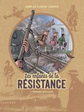 Les enfants de la Résistance -2- Premières répressions