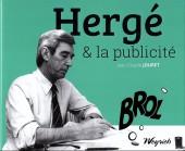 (AUT) Hergé -104TL- Hergé & la publicité