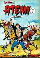Atemi -Rec06- Album n°6 (du n°20 au n°23)