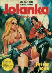 Jolanka, la reine de la flibuste -3- Fureur noire