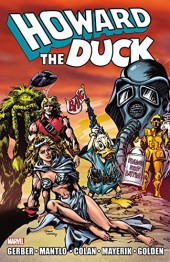 Howard the Duck (1976) -INT02- The Complete Collection Volume 2