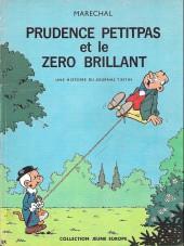 Prudence Petitpas -2- Prudence Petitpas et le zéro brillant