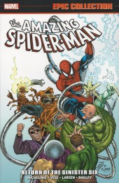 Amazing Spider-Man Epic Collection (The) (2013) -INT21- Return of the Sinister Six