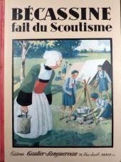 Bécassine -17- Bécassine fait du scoutisme