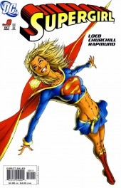 Supergirl (2005) -0- The New Adventures of Supergirl: The Girl of Steel