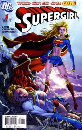 Supergirl (2005) -1A- Power. Chapter One: JSA