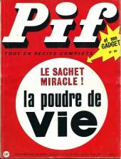 Pif (Gadget) -60- La poudre de vie