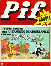 Pif (Gadget) -61- Les Pifises