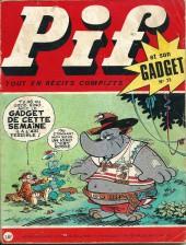Pif (Gadget) -73- Le chapeau magique