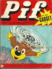 Pif (Gadget) -79- Les vacances de Pif