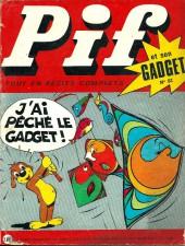 Pif (Gadget) -82- Le chateau hanté