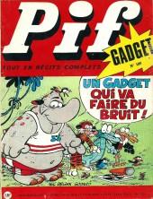 Pif (Gadget) -100- Pif et la danse qu tapis