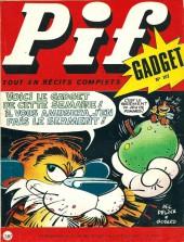 Pif (Gadget) -107- Pif et l'alchimiste