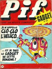 Pif (Gadget) -108- Pif et le tromblon-laser