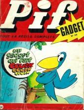 Pif (Gadget) -110- Pif et la bande à part