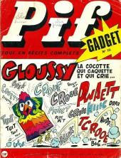 Pif (Gadget) -111- Une aventure de Pif