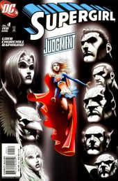 Supergirl (2005) -4A- Power. Chapter Four: J.L.A.