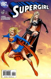 Supergirl (2005) -5A- Power. Chapter Five: Supergirls