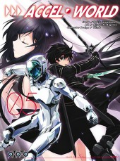Couverture de Accel World -5- Tome 5