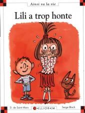Ainsi va la vie (Bloch) -104- Lili a trop honte