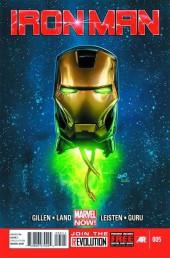 Iron Man (2013) -5- Believe, 5/5: : Men Of The World
