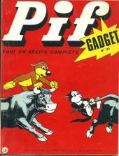 Pif (Gadget) -114- Jeux de mains