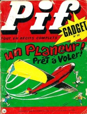 Pif (Gadget) -117- Enlèvement