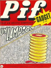 Pif (Gadget) -125- Hercule et les lampions