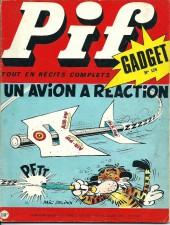 Pif (Gadget) -129- Cargaison dangereuse