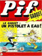 Pif (Gadget) -130- Pif acrobate