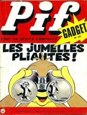 Pif (Gadget) -132- Le voyage en ballon