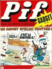 Pif (Gadget) -133- Le porte-bonheur de Pif