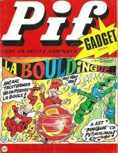 Pif (Gadget) - Pif gadget spécial 1972