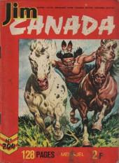 Jim Canada -204- Hommes du nord- ouest