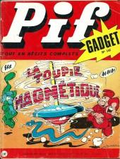 Pif (Gadget) -142- Le rhinocéros en folie