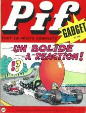 Pif (Gadget) -143- Le gag jet