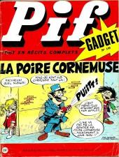 Pif (Gadget) -149- La poire cornemuse
